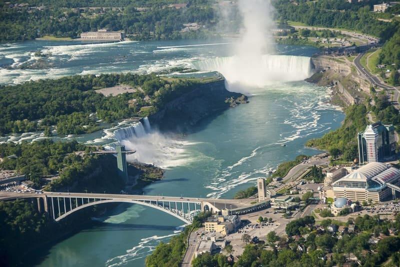 chutes du Niagara américaines et canadiennes - que voir au canada