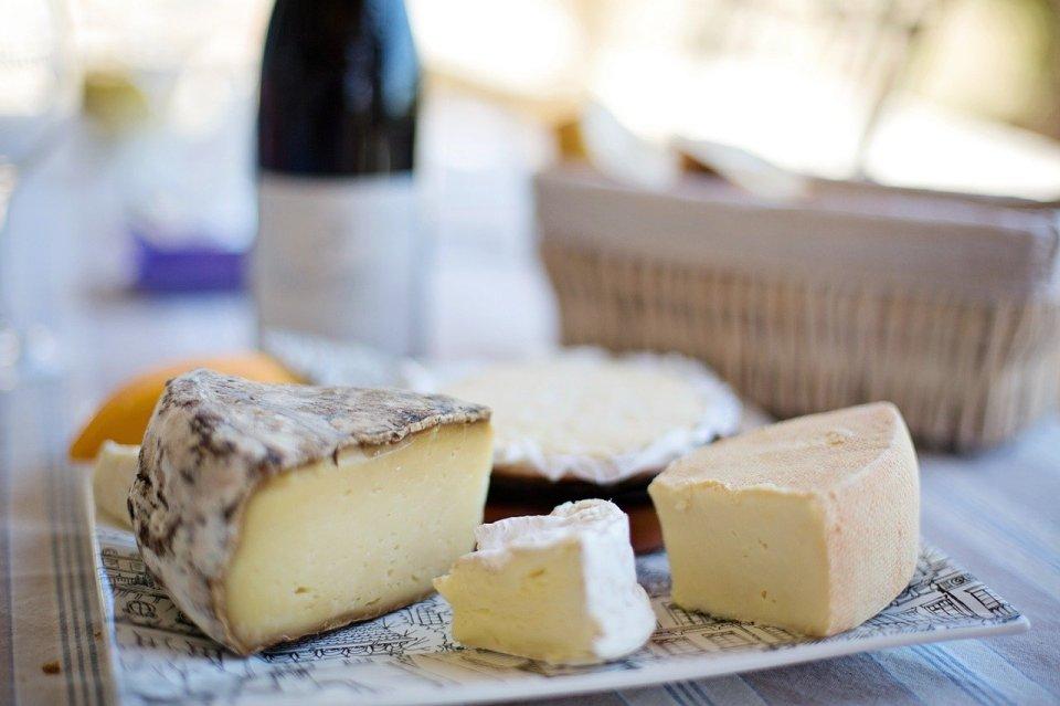 fromage - ou partir en mars