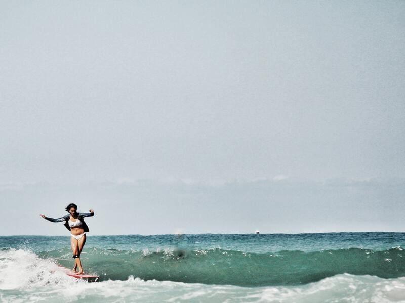 ou partir en mai - surf sur les vagues de Biarritz