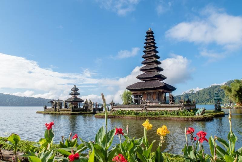 vacances en mai - partir a Bali