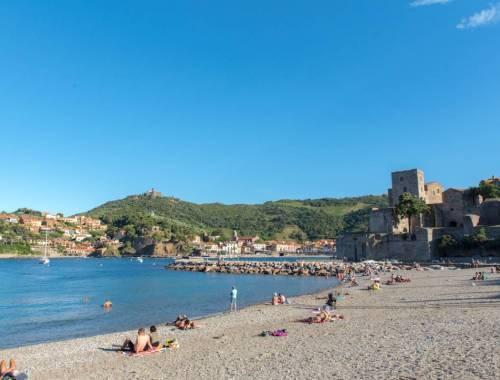 partir dans les Pyrénées orientales - plage activités