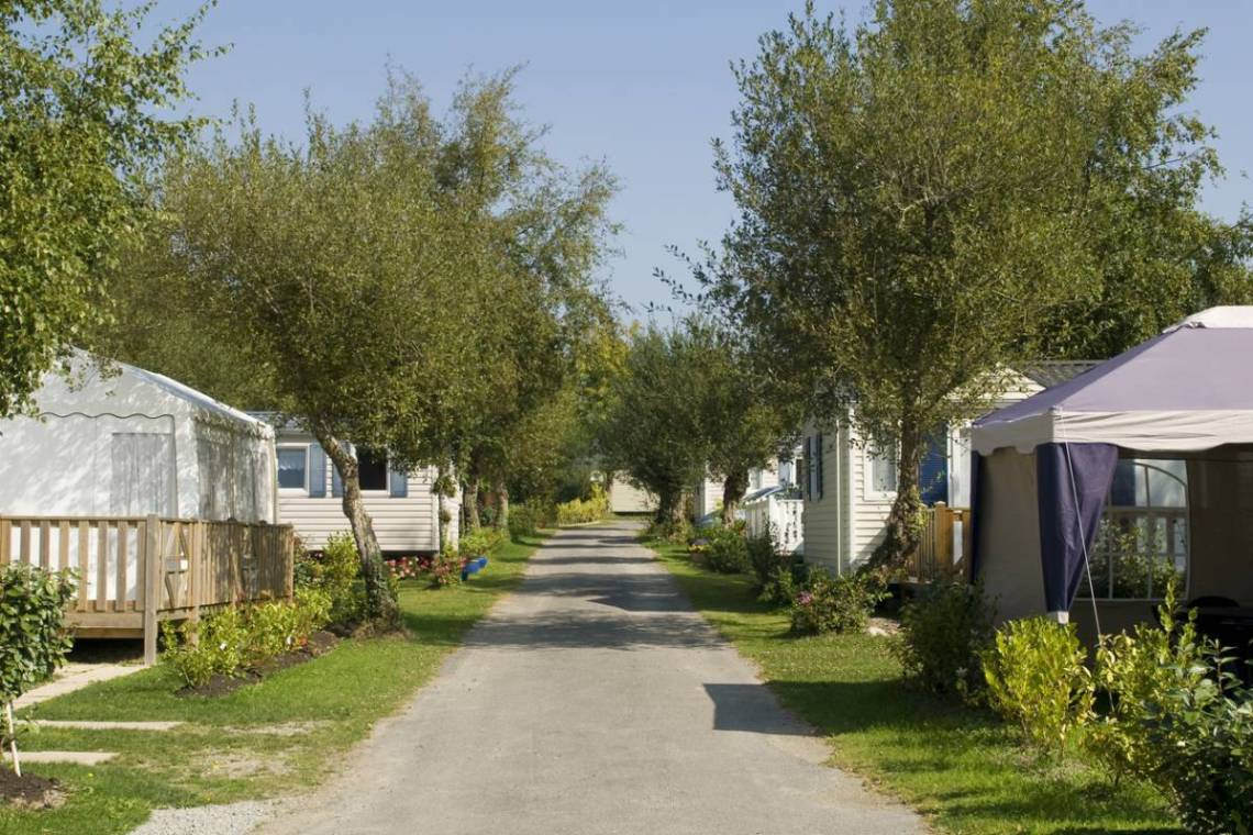 camping France été - hébergement confortable hébergement économique