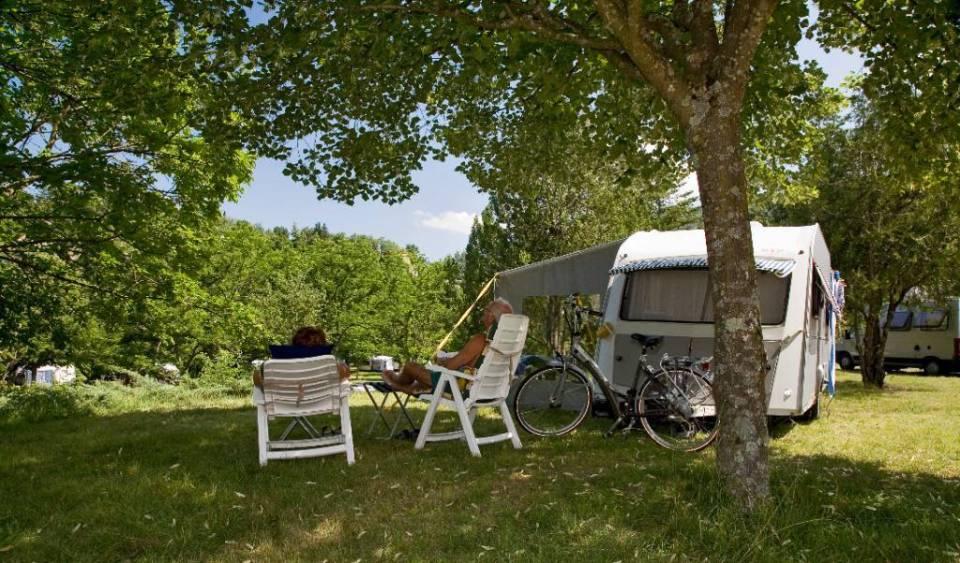 bienfaits camping extérieur