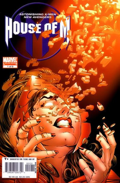 house of m continuity