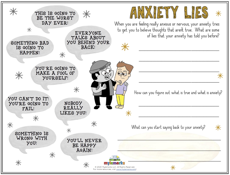 Anxiety Lies F