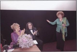 Ouliana Tchaikowsky chante