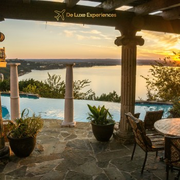 Lake Travis in Texas with De Luxe Experiences