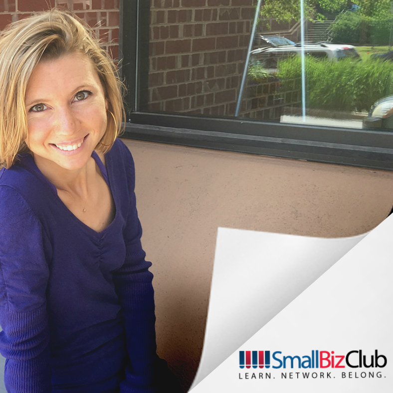 Mylène Besançon is now a Guest Contributor for SmallBizClub