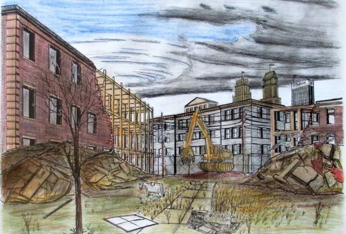 """Revitalization"" of Baxter Terrace"