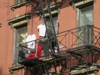 Delancy Street tenements