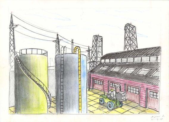 Factory Yard