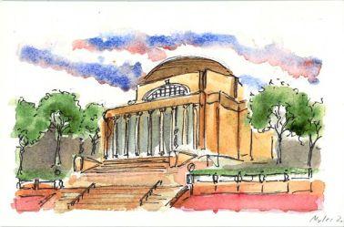 Columbia University: Low Library