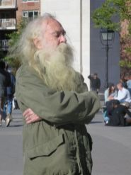 Wizened Hobo