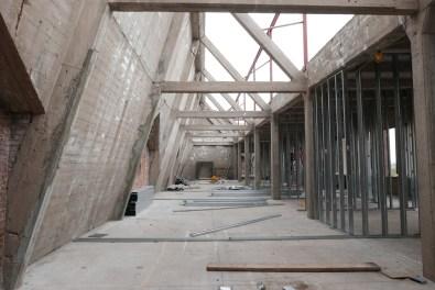 Fourth floor renovation