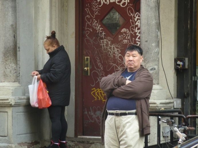 Eldridge Street tenement