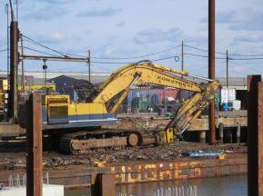 Rusting Barge