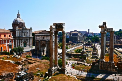 The Forum by Day
