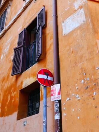 Grafitti: A Roman Tradition