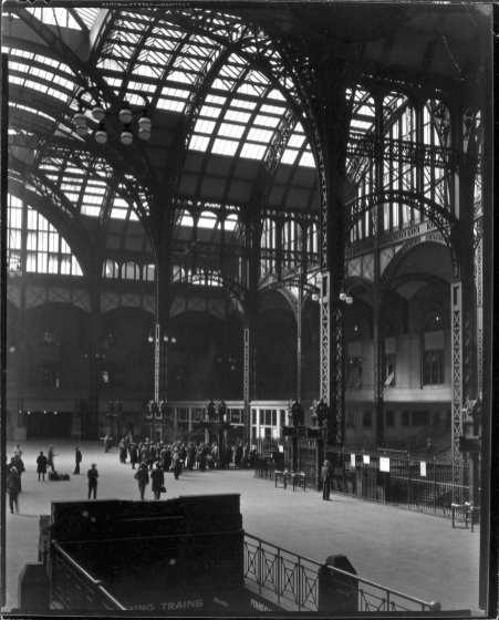 Concourse c.1930