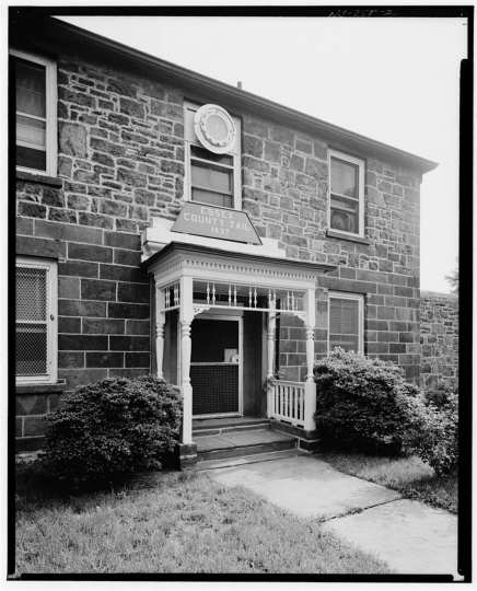 Warden's House c.1967