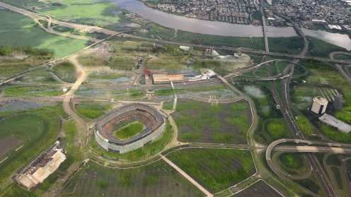 Future Meadowlands Sports Complex