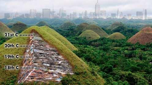 Landfill Cross Section