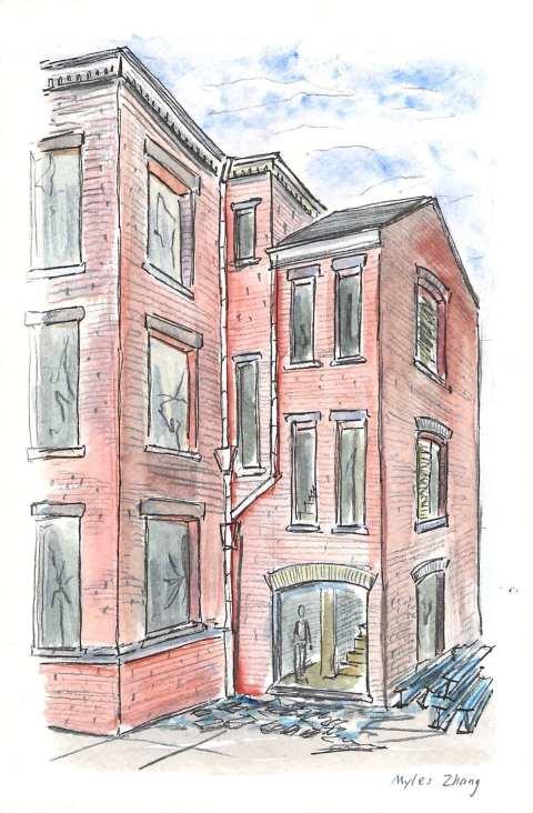 Warren Street School (5-7-21