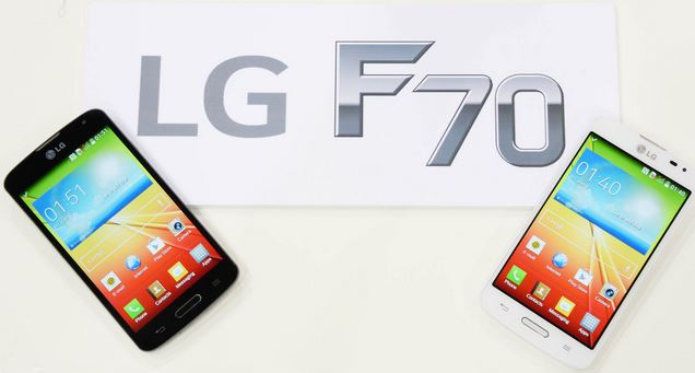 LG F70 officially announced, Featuring Android 4.4 OS, 4.5-inch display and LTE