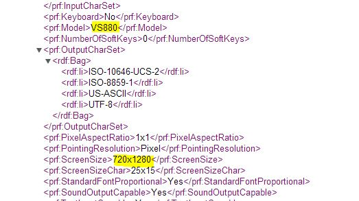 LG VS880 (a possible LG G pro 2 lite variant) confirmed In User Agent Profile