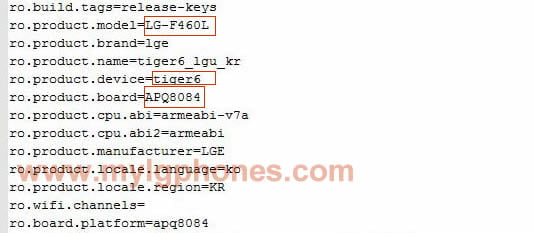 Rumored LG G3 Prime (F460S) Spotted in Bluetooth SIG filing