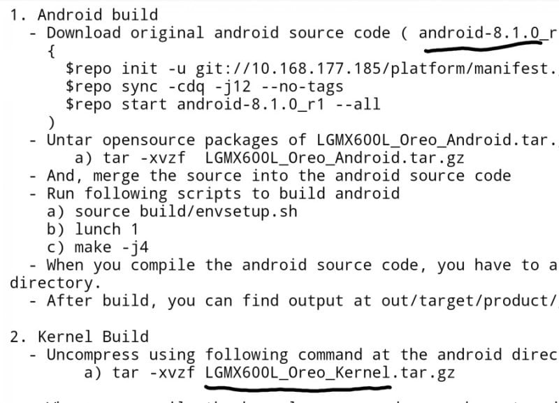 LG Q6 phones confirmed to receive Android 8 1 Oreo Update