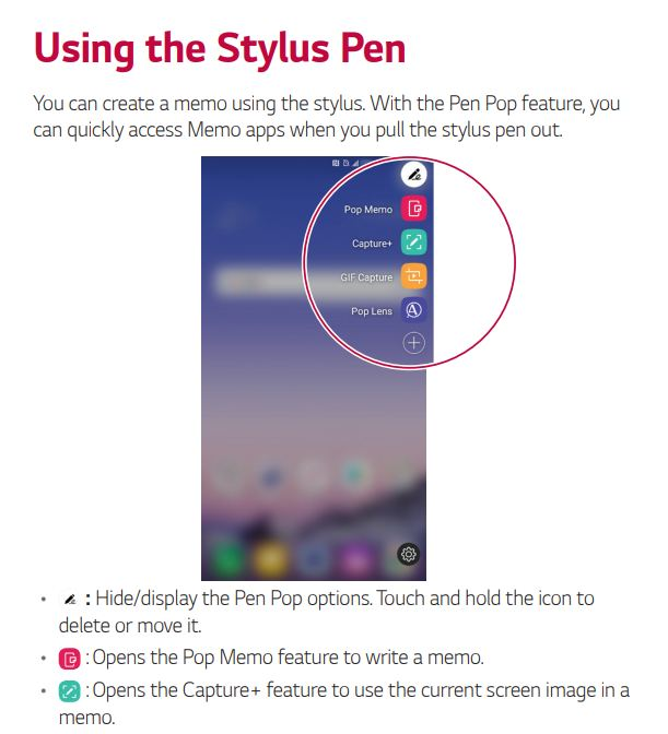 LG Stylo 4 GIF Capture: How to fix GIF Capture button is