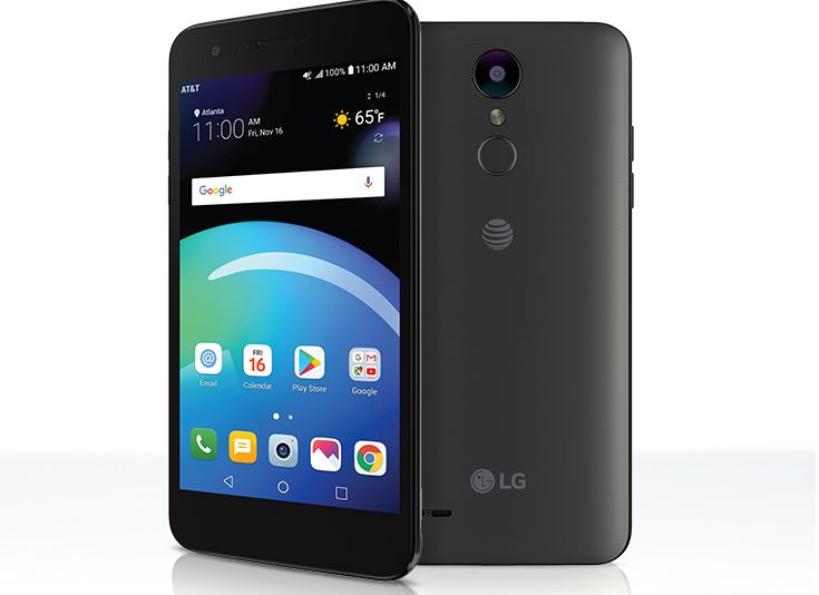 AT&T LG Phoenix 4 LMX210APM User manual / Guide - My LG Cell