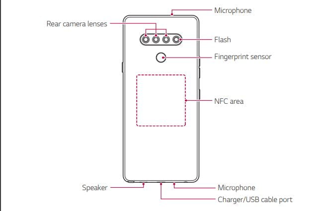 LG Stylo 6 user manual