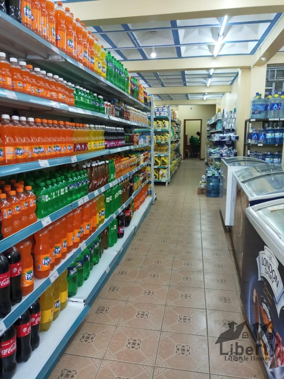 Supermarket Isle3