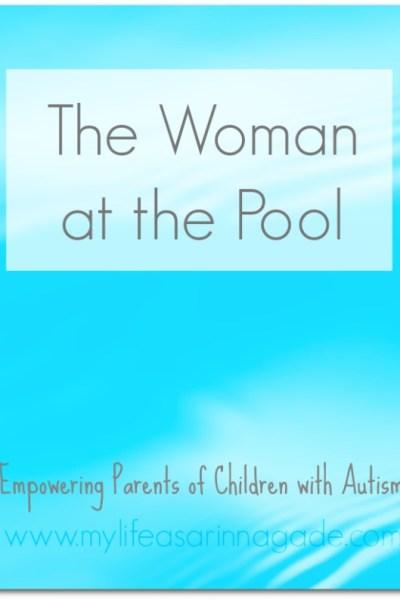 The Woman at the Pool via My Life as a Rinnagade