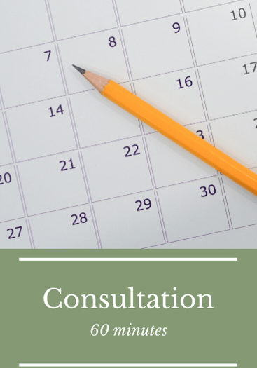 consultation via cindy rinna
