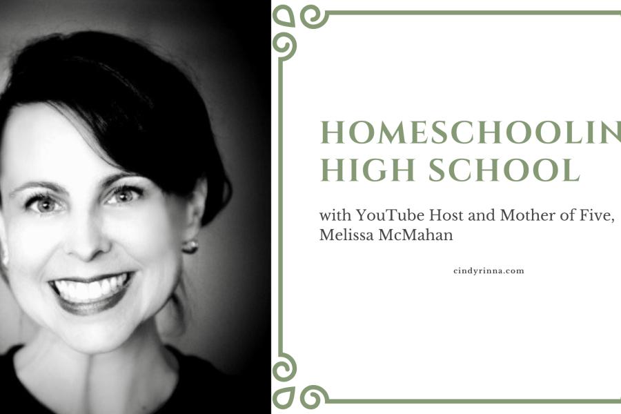 homeschooling high school via cindyrinna.com