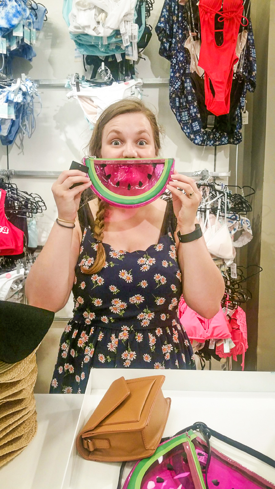 Forever 21 watermelon