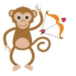 My Monkey Butt Valentine