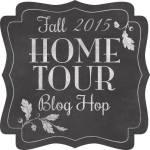 2015 Fall Home Tour Blog Hop: Day 2