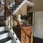 DIY Railings: Adding Wrought Iron Spindles