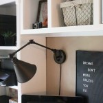One Room Challenge {ORC} Week #5: Functional & Stylish Home Office