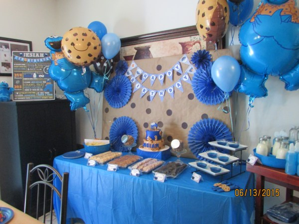 Cookie Monster Party Ideas Pretty My Party Party Ideas