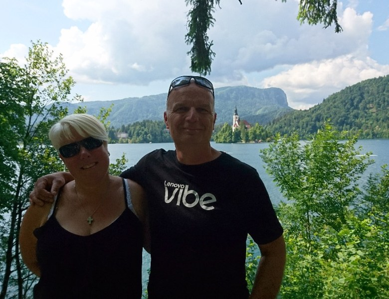 Beautiful places: Bled and Ljubljana