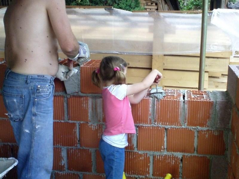 Building our house, part 2