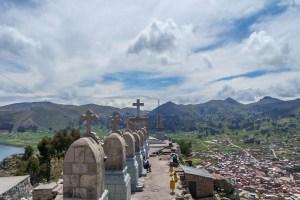 copacabana mountain