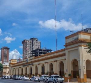 Asuncion police station