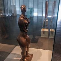 MASP sculpture