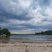 Manly north head beach